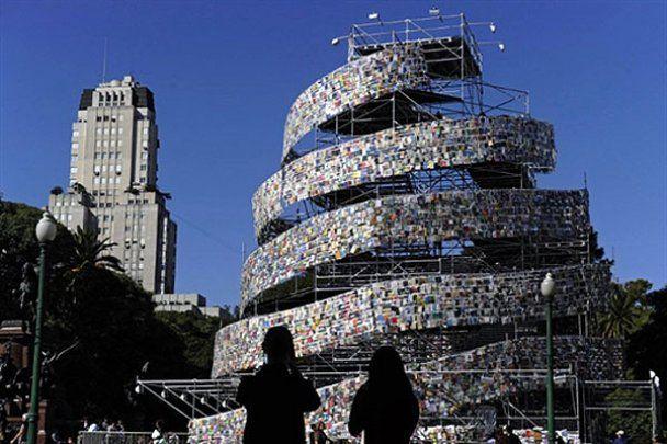 В Аргентине построили новую Вавилонскую башню