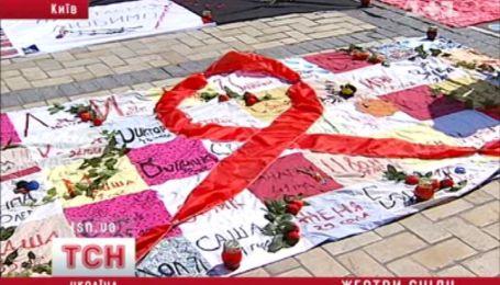 День пам'яті жертв СНІДу