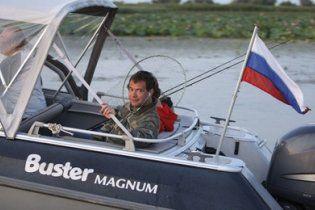 """Мєдвєдєв заявив, що проводить відпустки виключно в Росії: """"До Туреччини не їжджу"""""""