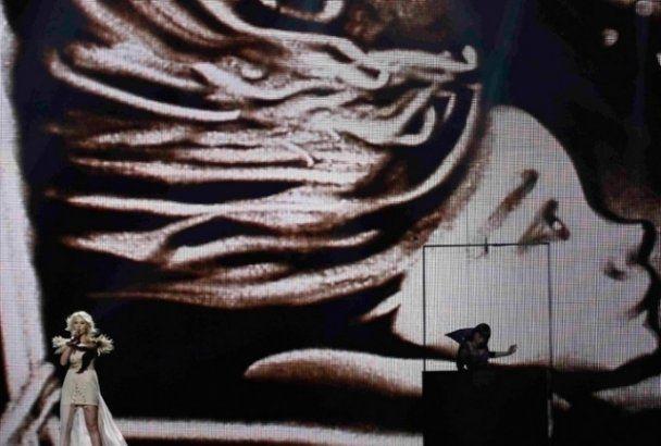 """Як Міка Ньютон виступала на """"Євробаченні"""""""