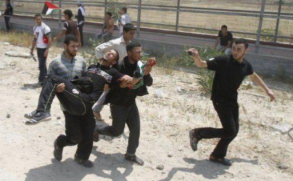 День накба, Палестина_2