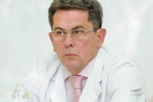 Після прочухана Януковича голова МОЗ написав заяву про звільнення