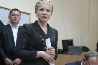 Милиция заблокировала Печерский суд, где будут судить Тимошенко