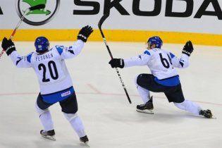 Гол-шедевр у ворота росіян на чемпіонаті світу з хокею (відео)