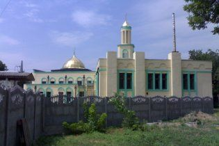В Харькове неизвестные подожгли мечеть