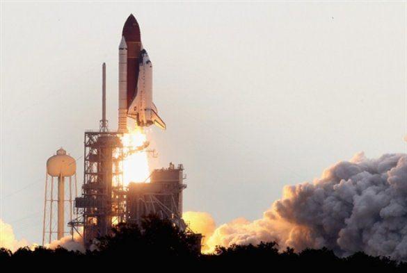 25-й запуск Endeavour _2