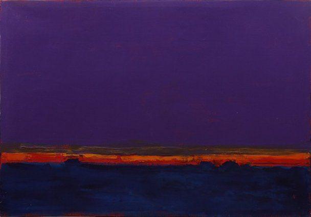 Картина украинского художника продана в США за рекордные 98 тысяч долларов