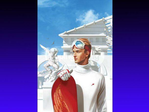 В рекламних зображення Олімпіади в Сочі розгледіли нацистську символіку