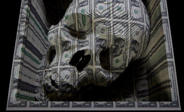 Американец создал 3D-череп из 11 тысяч долларов