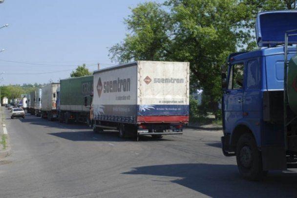 Через Януковича на 5 годин перекрили транспортний коридор