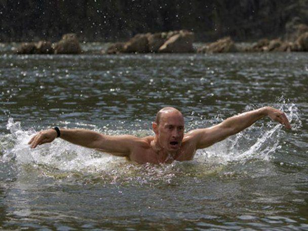 Путін розповів американцям про свої рибалку і полювання