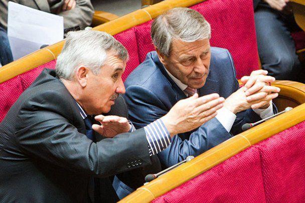 Депутат Ляшко и вице-спикер Мартынюк подрались в ВР