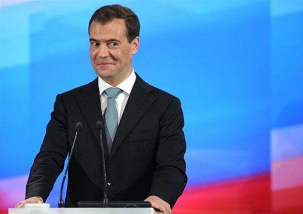 Президент РФ Мєдвєдєв виступив у Сколково