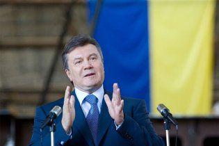 Янукович обклав митом експорт зерна