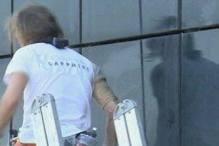 """""""Человек-паук"""" едва не погиб, поднимаясь на турецкий небоскреб"""