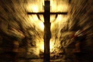 Набожный кореец совершил самоубийство, распяв себя на кресте