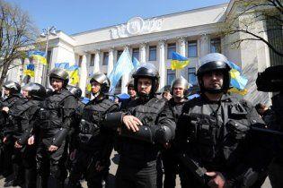 У День незалежності на вулиці Києва виведуть 3 тисячі міліціонерів