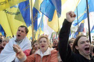 63% львовян считают, что в Украине назревает революция