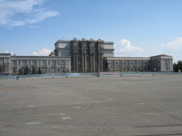 Площа Куйбишева у Самарі