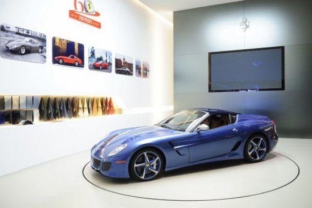 Ferrari створила для колекціонера унікальний суперкар
