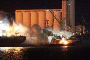 ВПС НАТО знищили вісім кораблів Каддафі