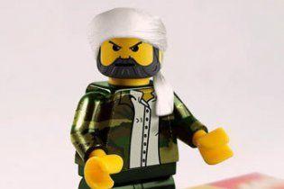 """Американський студент зібрав бен Ладена з """"Лего"""""""
