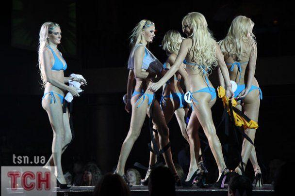 В Киеве выбрали самую красивую блондинку Украины
