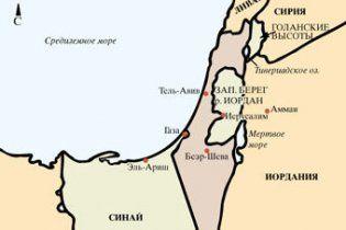 ЄС підтримав пропозицію Обами про кордони Палестини