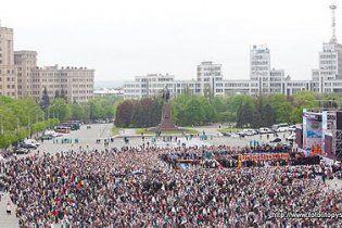 У МП зізнались, що домалювали прихожан патріарха Кирила у Харкові