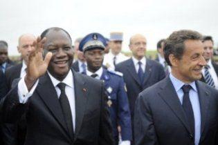 Уаттара официально стал президентом Кот-д'Ивуара