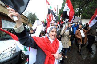 Опозиція Сирії розкритикувала амністію політв'язнів