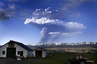 Вулканічний попіл з Ісландії знову може накрити частину Європи
