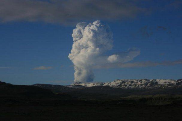 В Ісландії почалося виверження вулкана