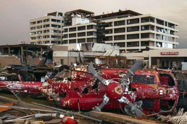 Жертвами торнадо у США стали 89 людей
