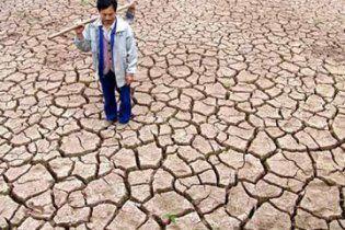 Мільйони китайців страждають від найсильнішої за 60 років посухи