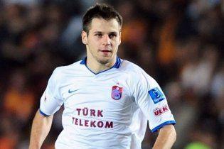 Футболіст збірної Хорватії потрапив у жахливу аварію
