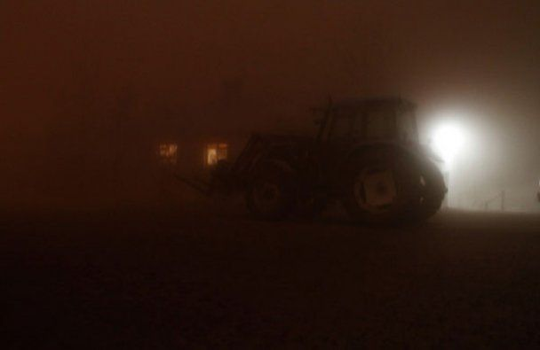 Вулканический пепел из Исландии накрыл часть Европы