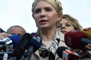 Тимошенко: Янукович вважає, що репресіями утримає владу