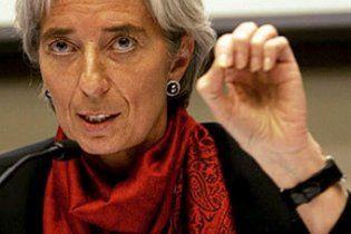 Міністр фінансів Франції погодилася стати главою МВФ