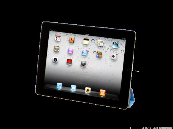 В Украине продажа iPad 2 начнется 27 мая