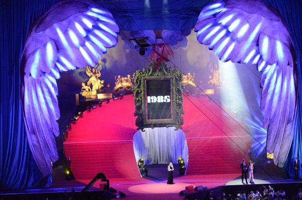 Kazaky виступили на одній сцені із Джанет Джексон