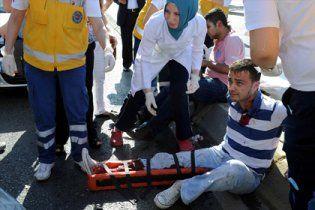 Потужний вибух стався у європейській частині Стамбула