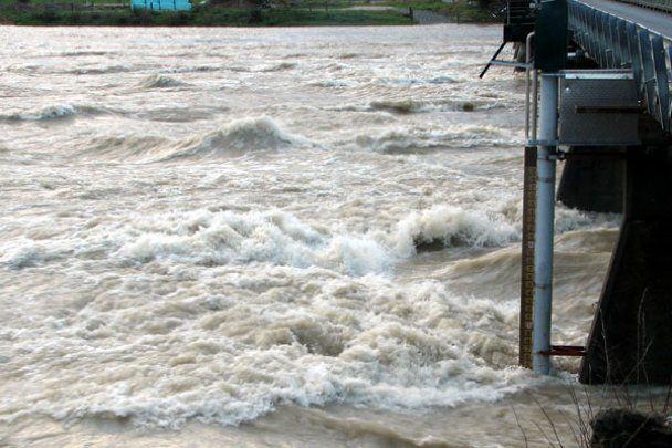 Сильный шторм затопил часть Новой Зеландии
