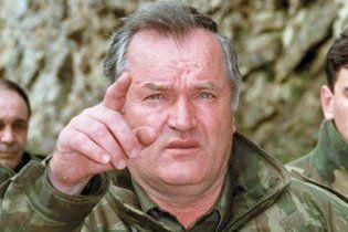 Хорватская пресса сообщила об аресте беглого генерала Младича