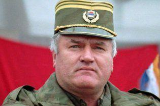 Президент Сербії оголосив про арешт Ратко Младіча