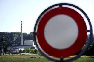 Швейцарія відмовилася від атомної енергетики