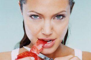 Эффективная диета от Анджелины Джоли