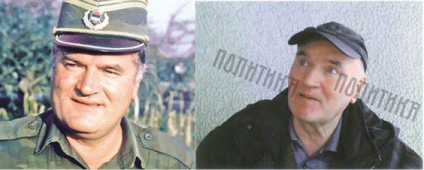 Подробиці арешту Младіча: перші зізнання і фото постарілого генерала
