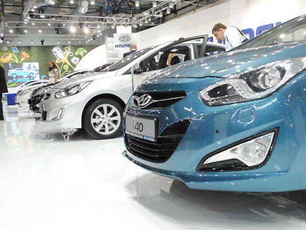 Міжнародний автосалон SIA'2011 у Києві