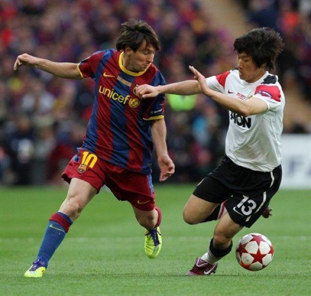 """""""Барселона"""" 3:1 """"Манчестер Юнайтед"""". Фотозвіт"""